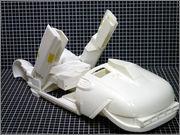 FUJIMI Police Spinner + Custom Set (Blade Runner) 02_FSpinner_1st