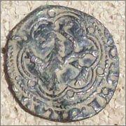 Blanca de Juan  II. (1406-1451). Toledo. 26730754220mm