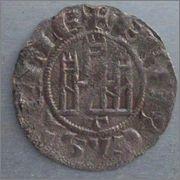 """Dinero """"pepión"""" de Fernando IV. (1295-1312). Toledo. 742575365"""