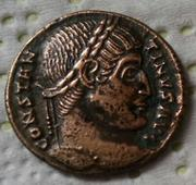 AE3 de Constantino I. VIRTVS AVGG. Puerta de campamento. Arlés Eeff81ca-7825-4f1b-b233-da900ccd7994_3
