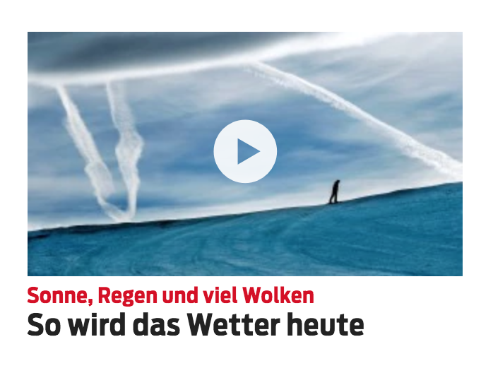 Chemtrails, Wettermanipulation, Haarp und anderes mehr - Seite 10 Wetter_schweiz