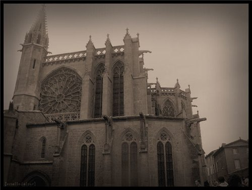 Каркассон (франц. Carcassonne) - город-крепость. Eccb97b3793c