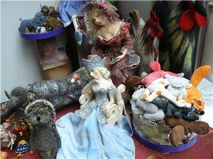 Время кукол № 6 Международная выставка авторских кукол и мишек Тедди в Санкт-Петербурге - Страница 2 516704775f5ct