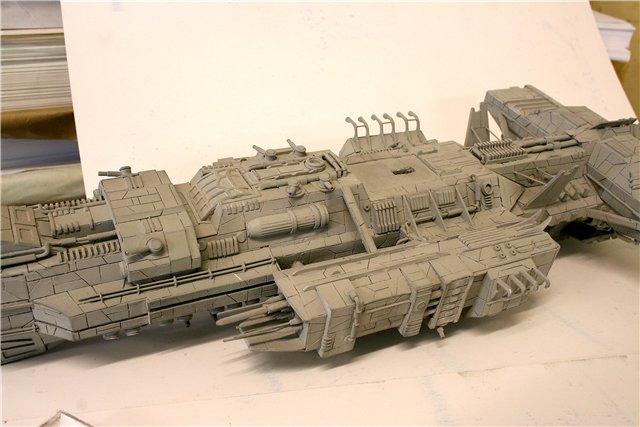 Космический корабль :) 070f405852b8