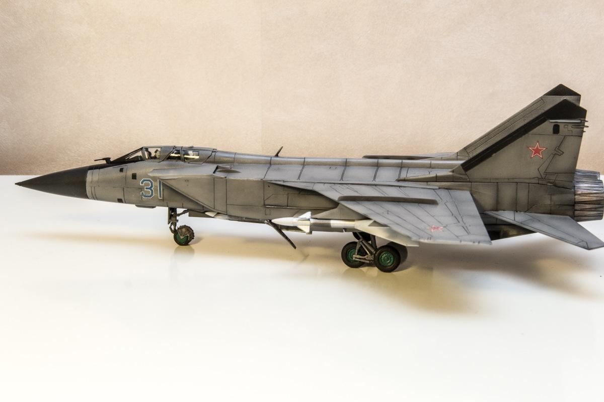 МиГ-31. Звезда, 1:72 Aa7e0f4eafba