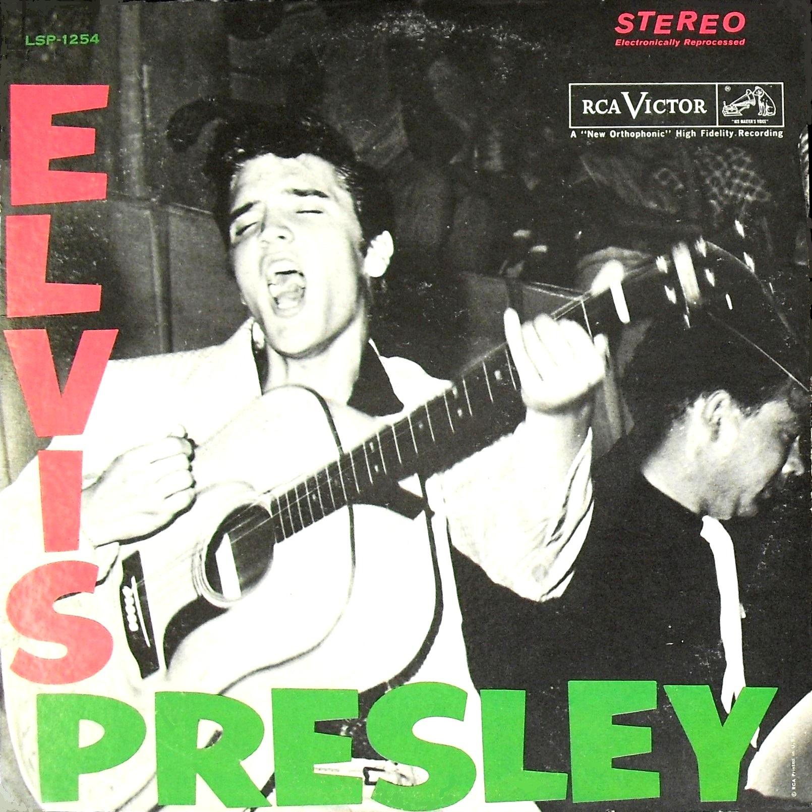 ELVIS PRESLEY S98srpfu