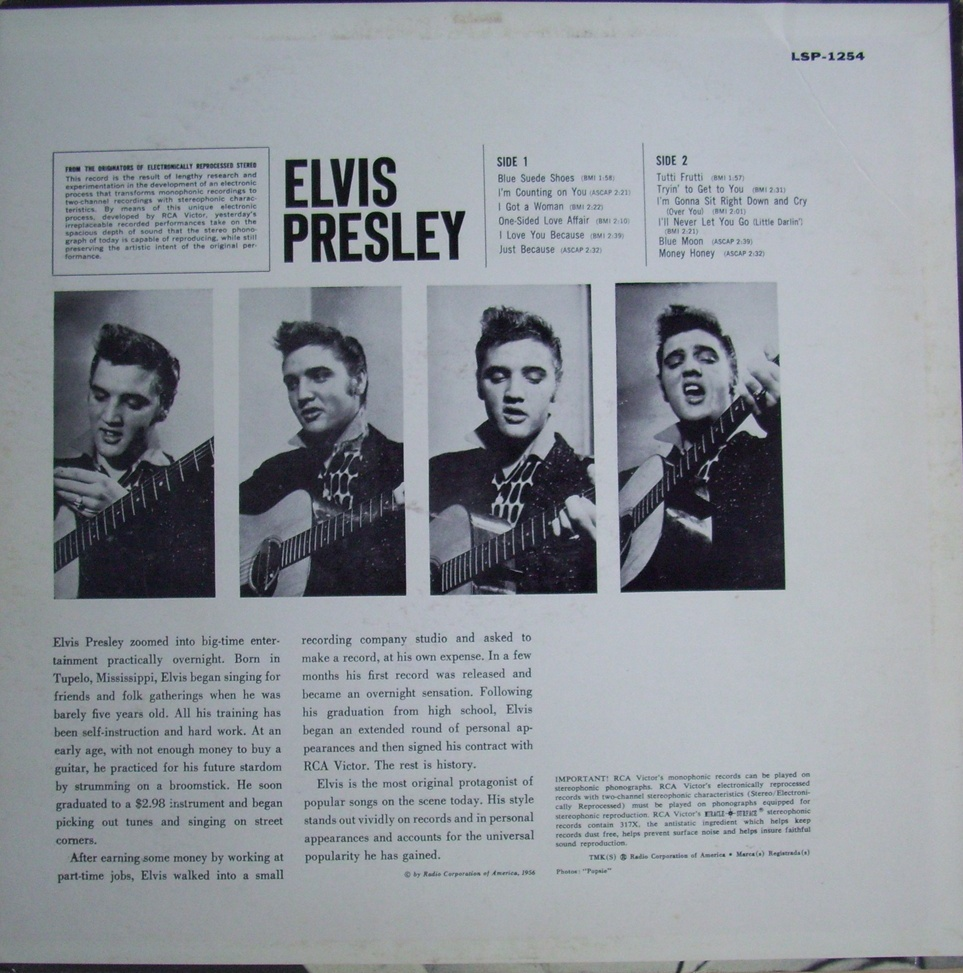 ELVIS PRESLEY Yb9picx3