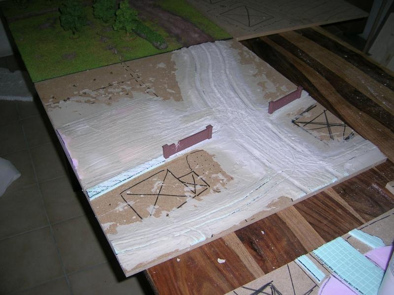 Bauprojekt Spielplatte (pseudomodular - Landschaft mit Ortseinfahrt) J8quioqq