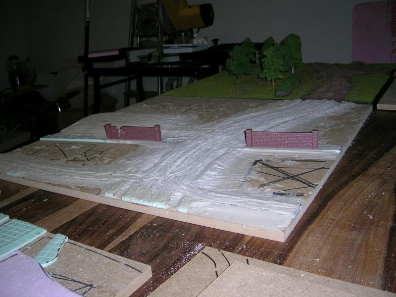 Bauprojekt Spielplatte (pseudomodular - Landschaft mit Ortseinfahrt) P9r4dyml