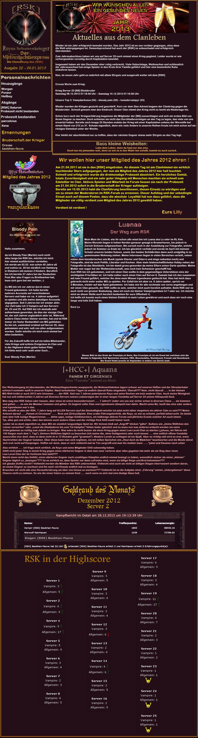 Ausgabe 20 - 06.01.2013 Eodidaqf