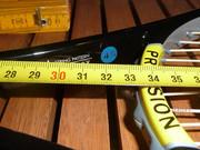 "Pro Kennex black ace 98 ""precision"" BA22"
