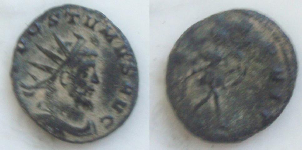 Antoninianos de Aureolo y de Claudio II. El sitio de Milán (268 d.C.) 0_aureolo