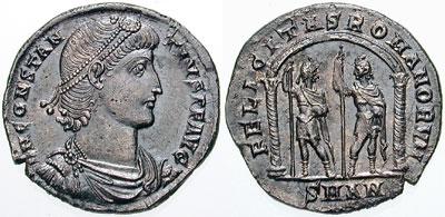 Denominación de monedas en la antigua Roma: El Bajo Imperio. 0_0miliarense