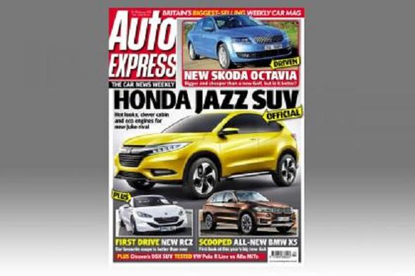 2014 - [Honda] Vezel / HR-V Hond