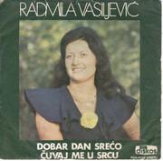 Radmila Vasiljevic Milosevic -Diskografija Prednja