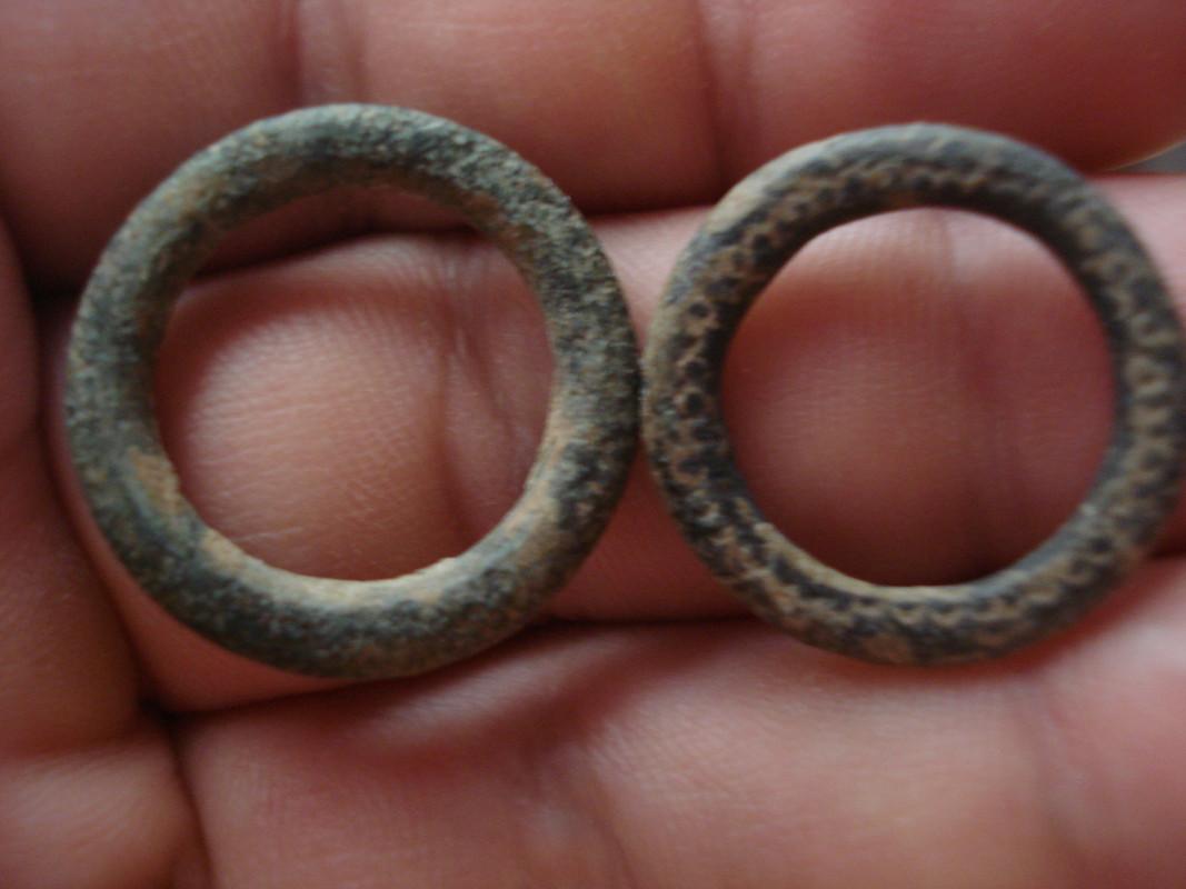 Pre-moneda ibérica anular con decoración DSC02201