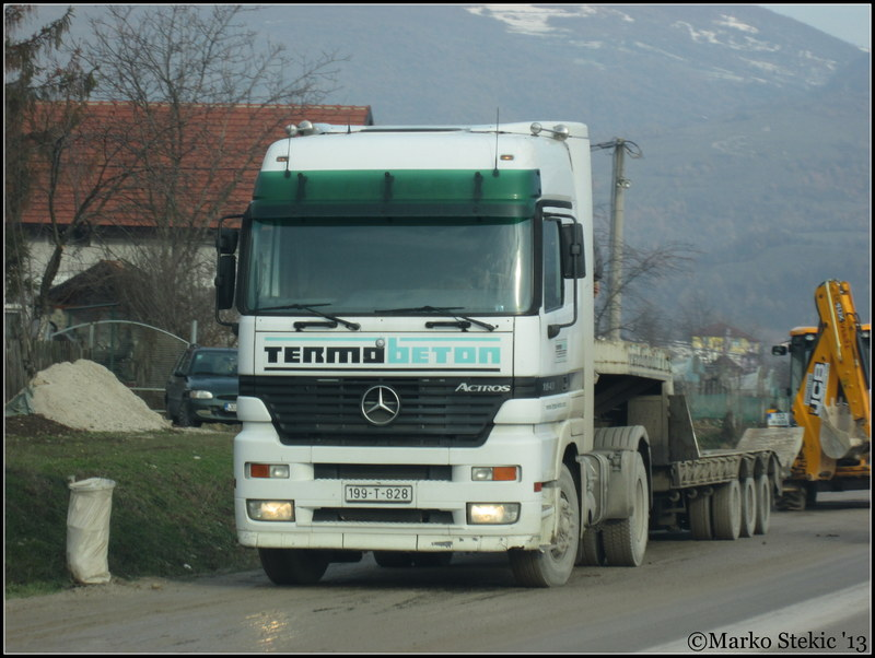 Actros Mp1  IMG_0506