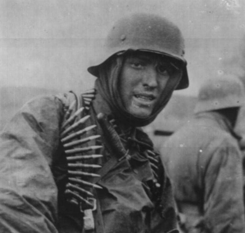 Mis apuntes de WWII - Página 2 Trinchera