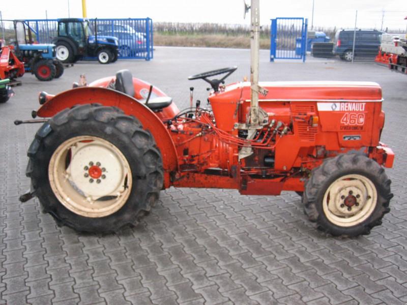 Hilo de tractores antiguos. - Página 39 RENAULT_460_S_DT