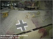 "Немецкий тяжелый танк PzKpfw V Ausf.А  ""Panther"", Sd.Kfz 171,  Musee des Blindes, Saumur, France Panther_A_Saumur_018"