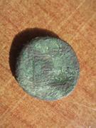 Semis de Tiberio. ROM ET AVG. Altar en Lugdunum.  Lugdunum. IMG_7828