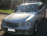 S203 - C230K Touring - 2004/2005 - R$ 37.000,00 FRENTE_ANGULO