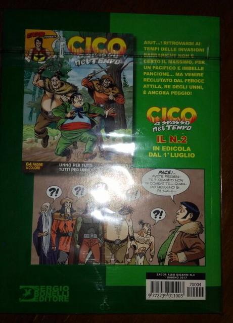 Mai dire Maya (Miniserie Cico n.1) - Pagina 4 Cicor