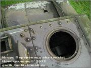 Советский тяжелый танк КВ-1, завод № 371,  1943 год,  поселок Ропша, Ленинградская область. 1_041