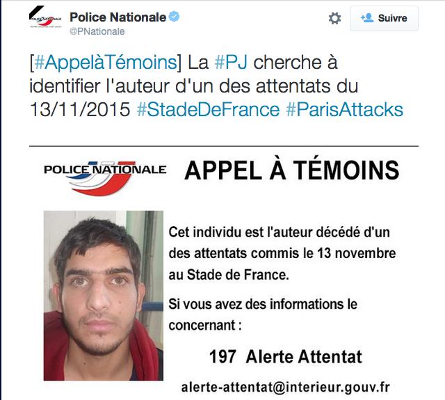 Les attentats du 13 novembre 2015 à Paris ... et les suivants   1 CCCCC