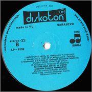 Biljana Jevtic  - Diskografija  1984_z_b