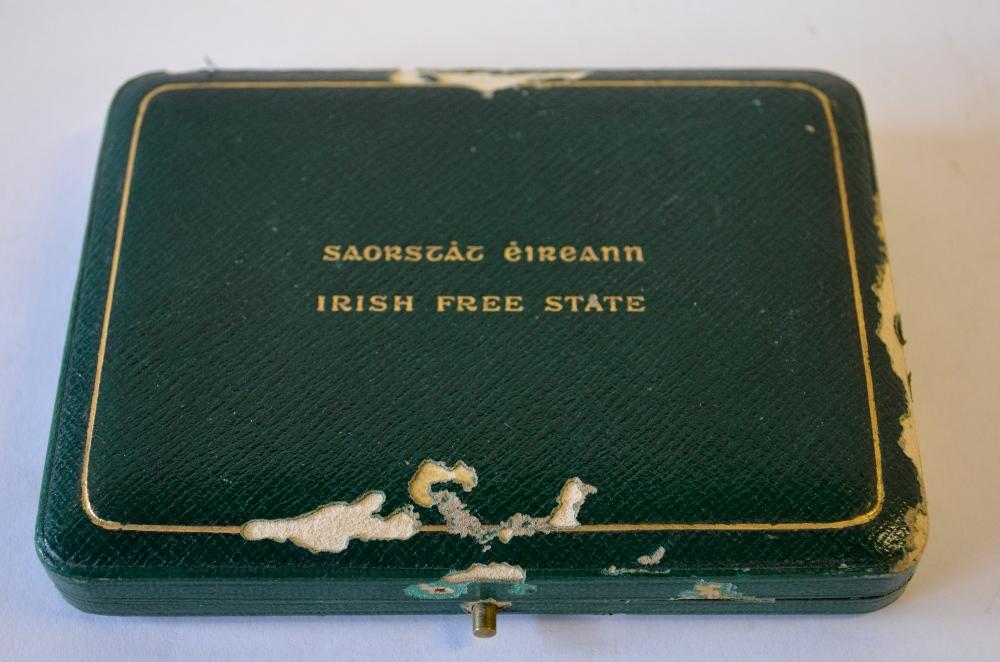 Estado Libre Irlandés (1928, primera serie de monedas) ¿EBC/SC/proof? Original2