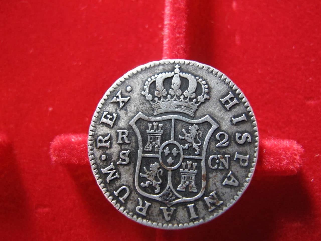 2 Reales 1801. Carlos IV. Sevilla IMG_3513