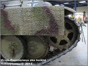 "Немецкий тяжелый танк PzKpfw V Ausf.А  ""Panther"", Sd.Kfz 171,  Musee des Blindes, Saumur, France Panther_A_Saumur_009"