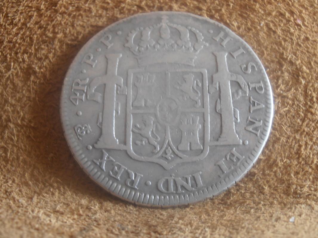 4 reales 1799. Carlos IV. Potosí  P9020009