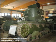 Советский легкий танк Т-26, обр. 1933г., Panssarimuseo, Parola, Finland  26_010