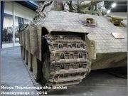 "Немецкий тяжелый танк PzKpfw V Ausf.А  ""Panther"", Sd.Kfz 171,  Musee des Blindes, Saumur, France Panther_A_Saumur_005"