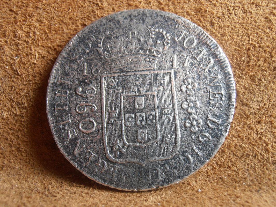 8 reales 1805. Carlos IV. Méjico. Alguna forma de identificar si mi moneda ha estado algunos siglos bajo el agua? P5298605