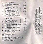 Sena Ordagic - Diskografija  1996_z