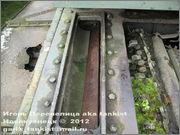 Советский тяжелый танк КВ-1, завод № 371,  1943 год,  поселок Ропша, Ленинградская область. 1_048