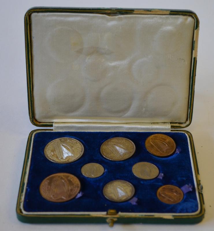 Estado Libre Irlandés (1928, primera serie de monedas) ¿EBC/SC/proof? Original