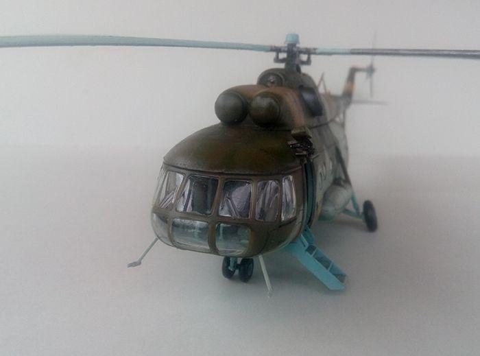 Mil Mi-8MTV-2 HRZ, Revell, 1/72 DIMG_20180306_133132