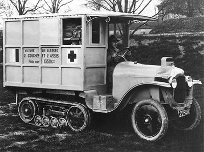 PROTOTIPOS  - Página 15 1921_p2_ambulancia