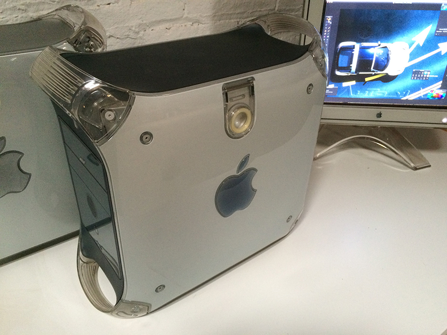 [Vendo] iMacs G3, G4's, Monitores era translúcida Apple IMG_2674