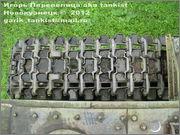 Советский тяжелый танк КВ-1, завод № 371,  1943 год,  поселок Ропша, Ленинградская область. 1_052