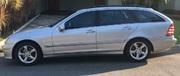 S203 - C230K Touring - 2004/2005 - R$ 37.000,00 LAT_DIREITA