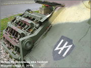 "Немецкий тяжелый танк PzKpfw V Ausf.G  ""Panther"",  rue D'Erezee, Manhay, Belgique Panther_Manhay_195"