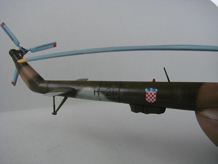 Mil Mi-8MTV-2 HRZ, Revell, 1/72 DSC04414