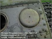 Советский тяжелый танк КВ-1, завод № 371,  1943 год,  поселок Ропша, Ленинградская область. 1_042