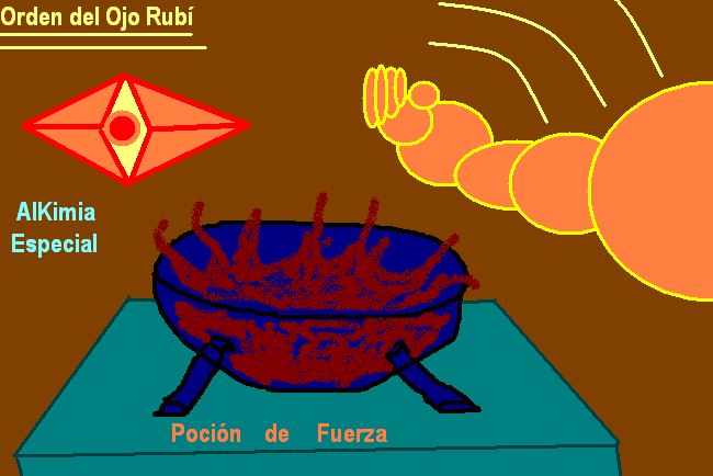 Técnicas de Alkimia Especial - Ojo Rubí Poci_n_de_Fuerza