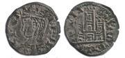 Marca de ceca en cornado de Alfonso XI emisión de 1334 Toledo 17_058_foro